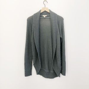UO Silence and Noise Open Front Cardigan
